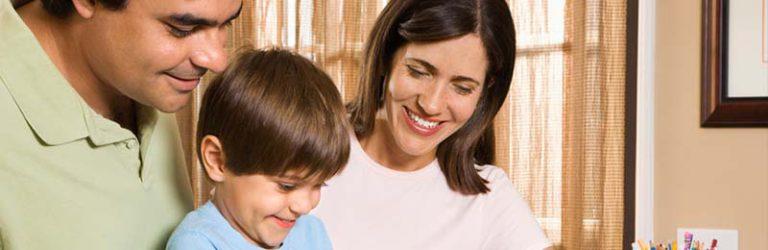 Hoogbegaafde kinderen, de rol van de ouders