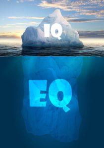 Het EQ is belangrijker dan het IQ