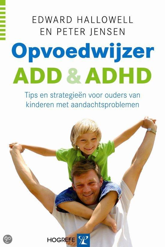 Opvoedwijzer: ADD en ADHD boek