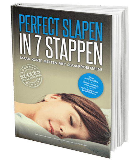 E-book Perfect Slapen in 7 Stappen