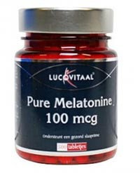 0.1mg melatonine