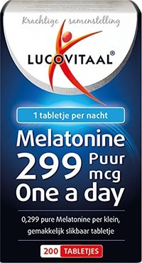 0.3mg melatonine