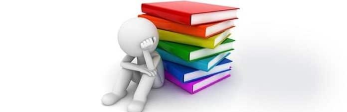 Boeken over een depressie