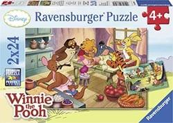 Winnie the Pooh puzzel