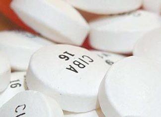 Ritalin pillen