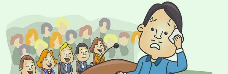 Spreekangst: oorzaken, symptomen, tips & behandeling