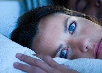 Piekeren tijdens het slapengaan