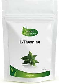 L-Theanine 300 mg Healthy Vitamins