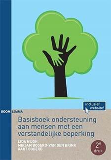 Basisboek ondersteuning aan mensen met een verstandelijke beperking
