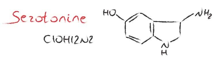 Serotonine formule