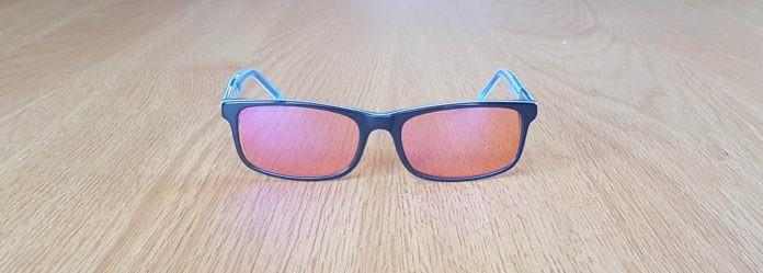 ADJ blauw filter bril