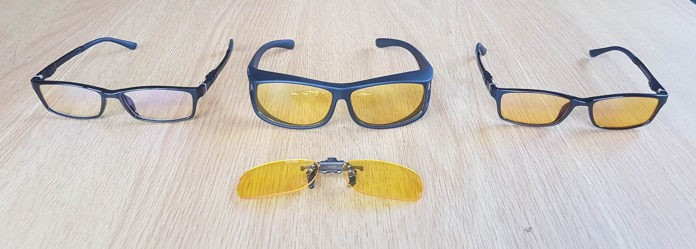 BlauBlock Blauw Licht Filter Brillen
