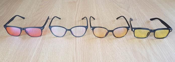 Leretto Blauw Licht Filter Brillen
